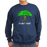 Plant A Tree Sweatshirt (dark)