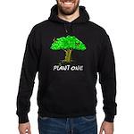 Plant A Tree Hoodie (dark)
