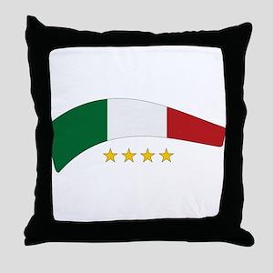 Italia / Italy Throw Pillow