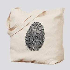 Fingerprint Tote Bag