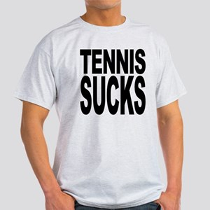 Tennis Sucks Light T-Shirt