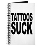 Tattoos Suck Journal