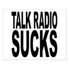 Talk Radio Sucks Posters