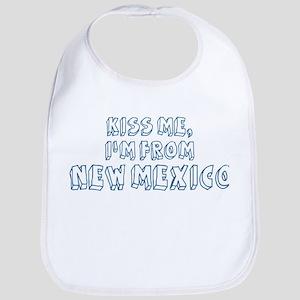 Kiss me: New Mexico Bib