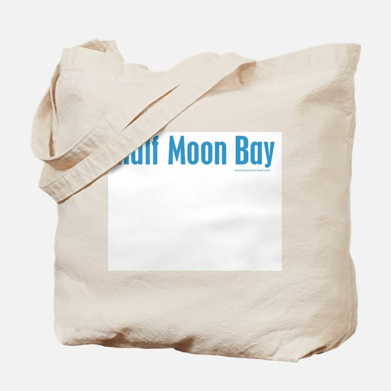 Half Moon Bay - Tote Bag
