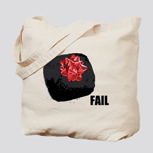 Coal Fail Tote Bag