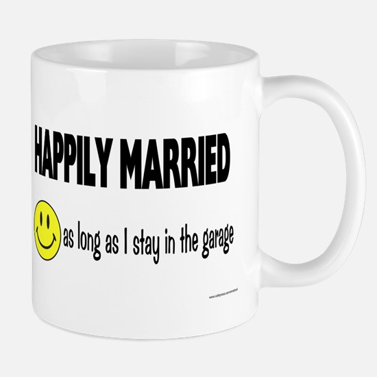 Happily Married (as long as I Mug