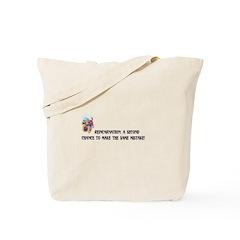 Reincarnation Tote Bag