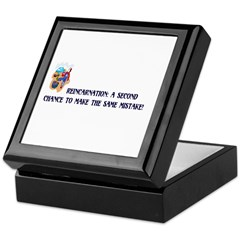 Reincarnation Keepsake Box