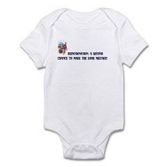 Reincarnation Infant Bodysuit