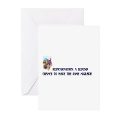 Reincarnation Greeting Cards (Pk of 20)