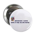 "Reincarnation 2.25"" Button (100 pack)"