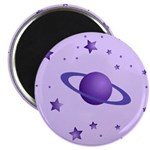 Planet with Stars Magnet