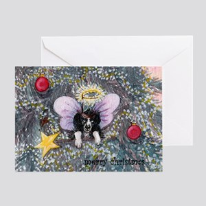 Puppy fairy Greeting Card