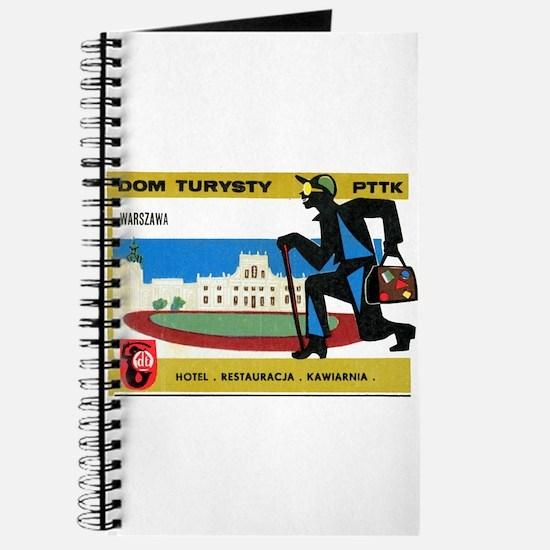 Dom Turysty (Warsaw) Travel Journal