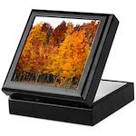 Keepsake Box - Fall Colors