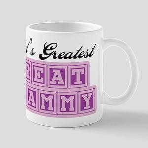World's Greatest Great Grammy Mug