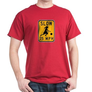 Slow 25 MPH Dark T-Shirt