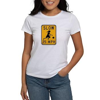 Slow 25 MPH Women's T-Shirt