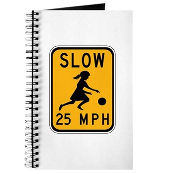 Slow 25 MPH Journal