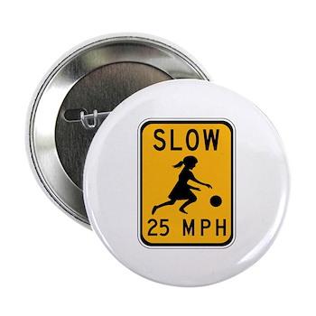 Slow 25 MPH 2.25