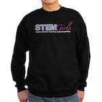 STEMGirls Logo Gear Sweatshirt (dark)