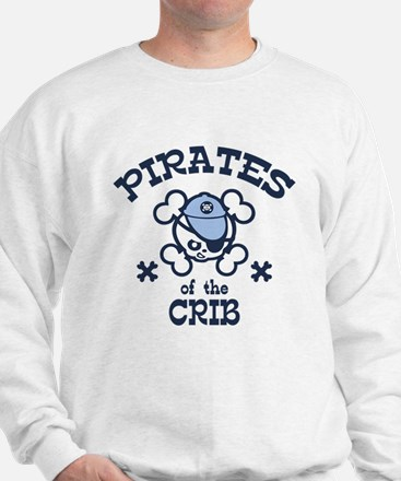 Pirates of the Crib Sweatshirt