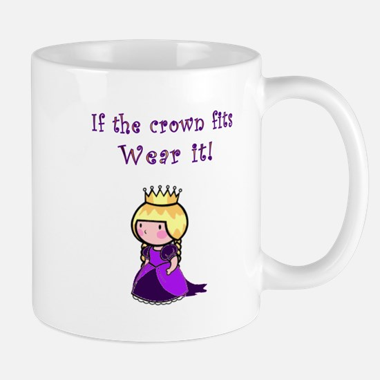 Crowned Princess Mug