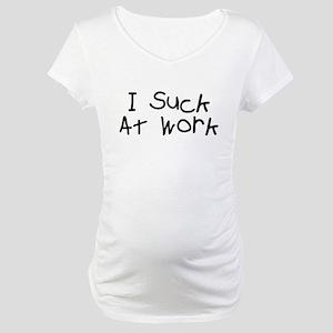 Work Maternity T-Shirt