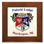 Pulaski Lodge Framed Tile