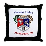 Pulaski Throw Pillow