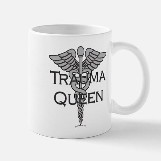 Trauma Queen, ER Nurse Mug