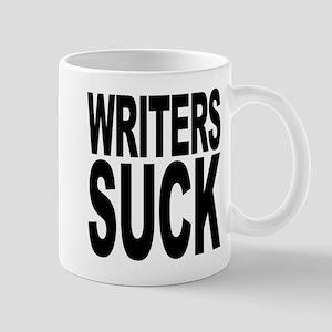 Writers Suck Mug