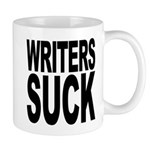 Writers Suck Mug