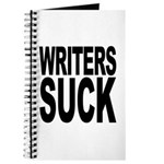 Writers Suck Journal