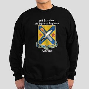 Sweatshirt (dark), front only