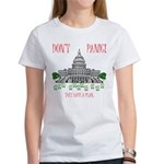 They Have a Plan Women's T-Shirt