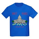 They Have a Plan Kids Dark T-Shirt