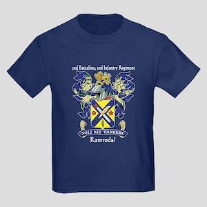 Kids Dark T-Shirt, front only