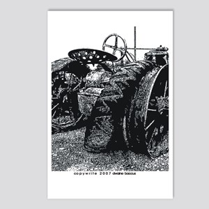 Old Tractors Postcards (Package of 8)