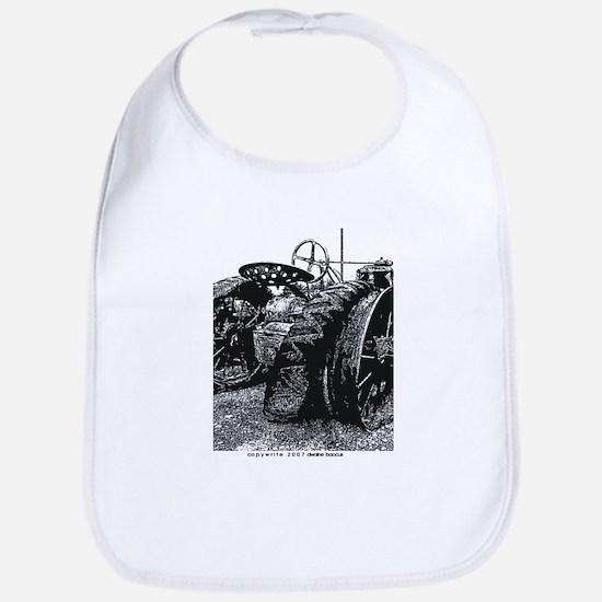 Old Tractors Bib