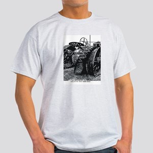 Old Tractors Light T-Shirt