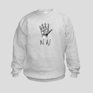 NA! Kids Sweatshirt