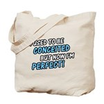 Perfect Princess Shirt Tote Bag