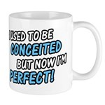 Perfect Princess Shirt Mug