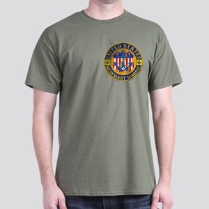 Merchant Marine Mason Dark T-Shirt