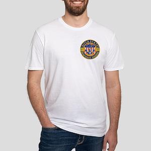 Merchant Marine Mason Fitted T-Shirt