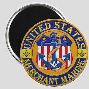 Merchant Marine Mason Magnet