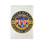 Merchant Marine Mason Rectangle Magnet