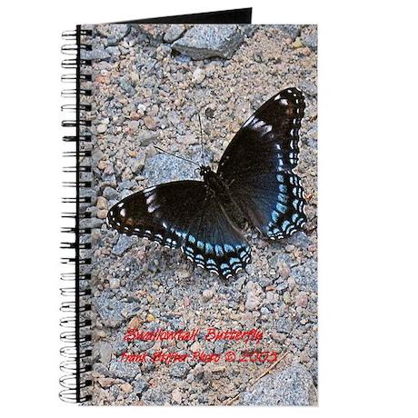 BLUE SWALLOWTAIL Journal
